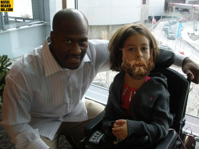 Kendle Haught and James Harrison - Kendle Keisel